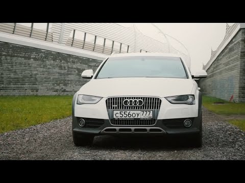 Audi A4 Allroad с пробегом за 800 тыс. руб.