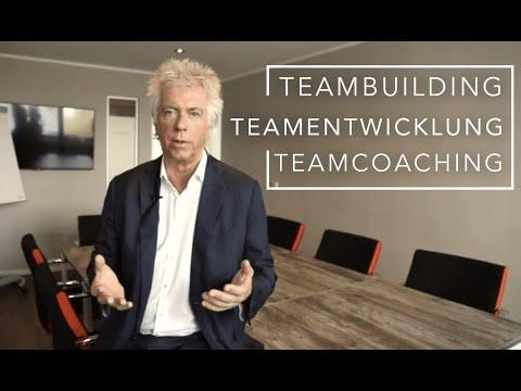 Teambuilding, Teamentwicklung &