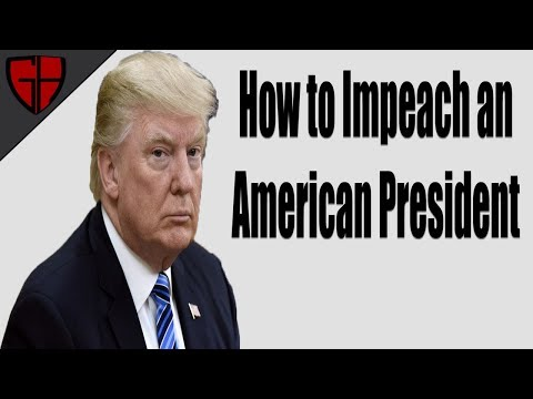 How to Impeach the President