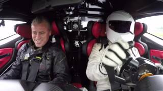Aston Martin Vulcan w/ Stig & Matt LeBlanc   New Top Gear   BBC