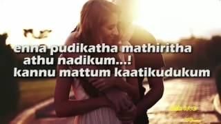 Kannukkula nikkira en Kadhaliye Album Song - WhatsApp Status Videos