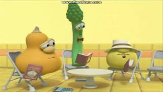 VeggieTales Big River Rescue Countertop Scenes