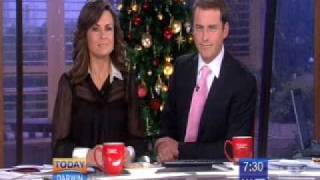 Karl and Lisa leave viewer in tears on Channel 9's Today Show ! Poor crying mess.