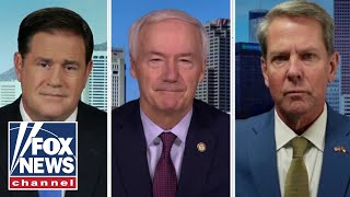 GOP governors tear into Biden on border crisis: He doesn't value us