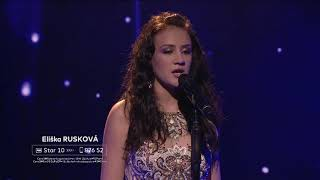 SUPERSTAR Eliška Rusková - I Will Always Love You (Whitney Houston)