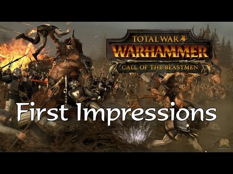 Call of the Beastmen DLC (First Impressions) |
