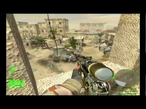 Delta Force Black Hawk Down - Operation IRENE