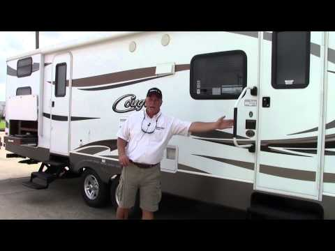 New 2014 Keystone Cougar 31SQB Travel Trailer RV - Holiday World Of Houston & Dallas