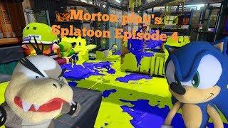Morton play's Splatoon Episode 4