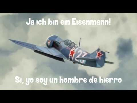 EISENMANN (Sub Español & Deutsch) + Trailer of War Thunder