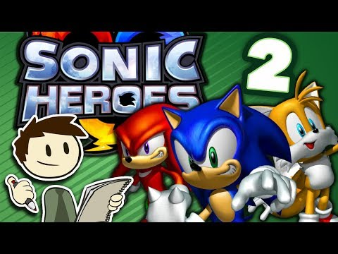 Sonic Heroes - #2 - Tutorial Time - Extra Play