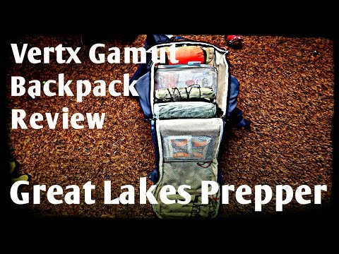 Vertx Gamut Backpack: Stay Organized on the Move