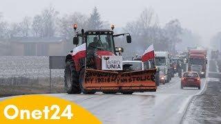 Protest rolników w Warszawie | Onet24