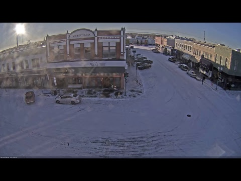 "Historic Downtown Laramie ""Live"" Web Camera"