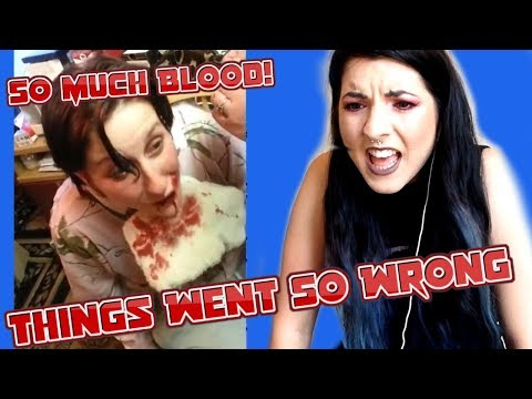 Body Piercer Reacts to Piercings Gone Wrong