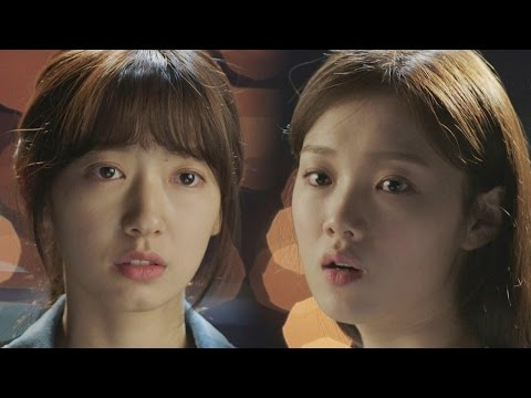 Lee Sung Kyung ignores Park Shin Hye