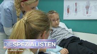 Nach Bienenstich: Schmerzhafte Folgen für die kleine Bea! |Auf Streife - Die Spezialisten | SAT.1 TV