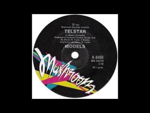 """Models – """"Telstar"""" (Australia Mushroom) 1981"""