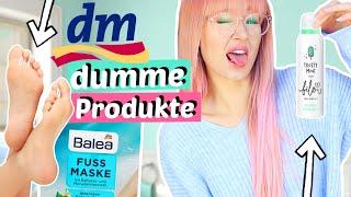 Wir testen eure DUMMEN DM Produkte 🤦🏻♀️ | ViktoriaSarina