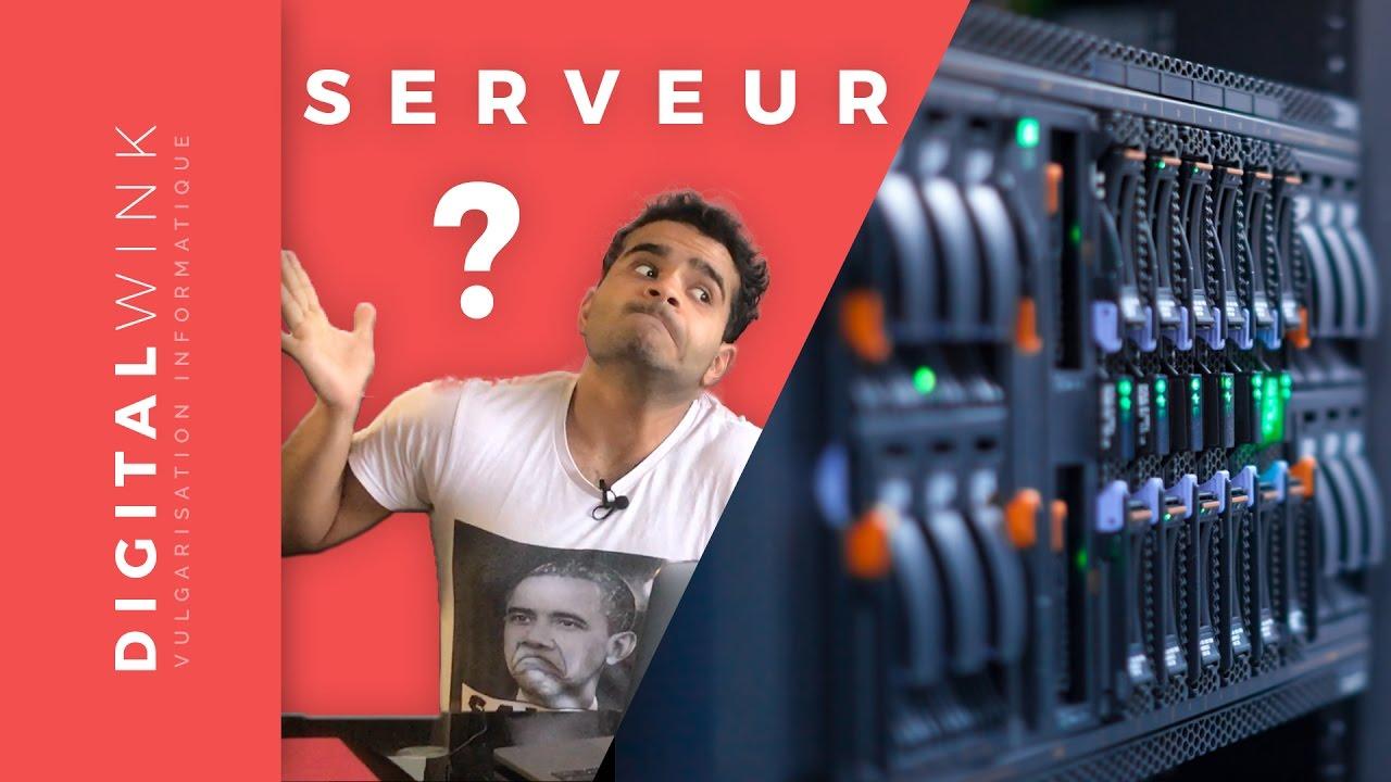 Qu Est Ce Qu Un Serveur Ce Qu Il Faut Absolument Connaitre Youtube