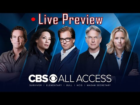 CBS All Access: Everything You Need To Know
