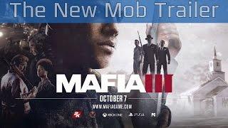 Mafia III - The World of New Bordeaux: The New Mob Trailer [HD 1080P]