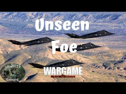 Wargame Red Dragon - Unseen Foe