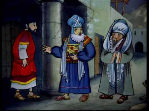 S.Paolo (1): sulla via di Damasco