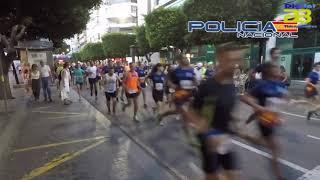 Más de 500 corredores participan en la II Carrera Solidaria de la Policía Nacional Ruta 091