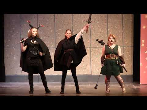 Edmond Santa Fe - 2017 Play - She Kills Monsters