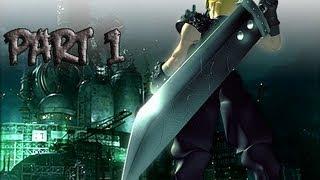 "Final Fantasy VII 7 ""FFVII"" Walkthrough Part 1 No Commentary [PC HD 2013] Intro"