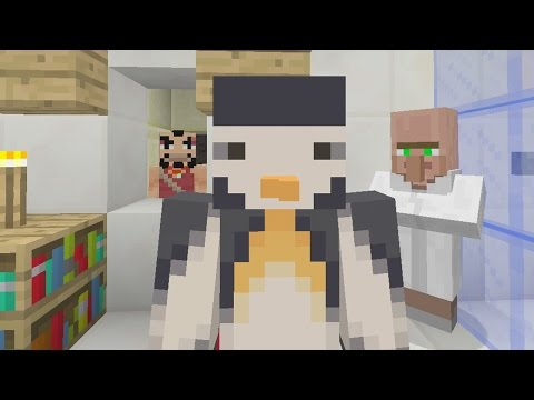 Minecraft Xbox: Fenton's Secret [232]