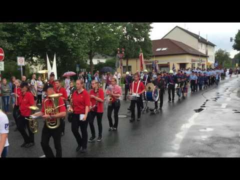Schützenfest Lehrte: Festumzug