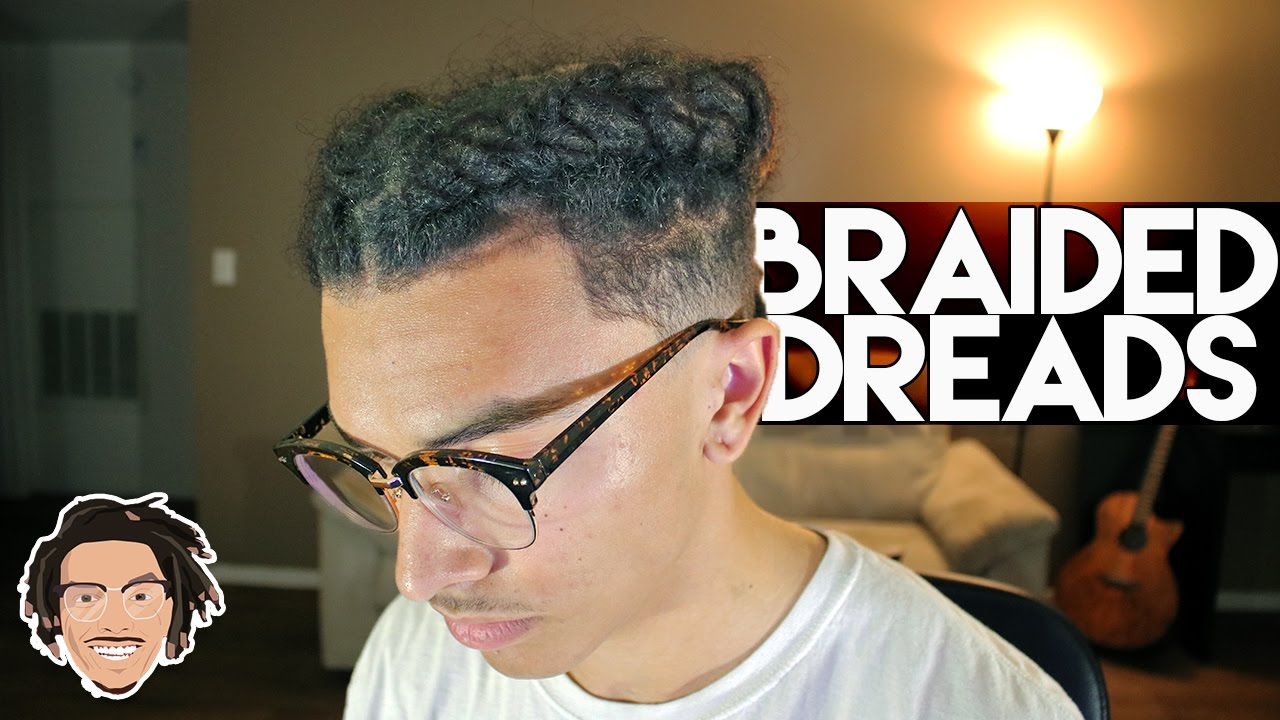 braided hightop dreadlocks youtube