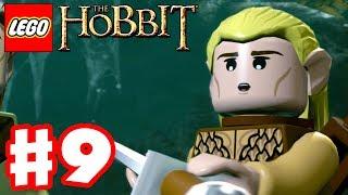 LEGO The Hobbit - Gameplay Walkthrough Part 9 - Legolas! (Xbox One, PS4, PC)