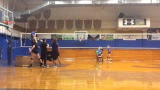St John Volleyball Tryouts | August 2015