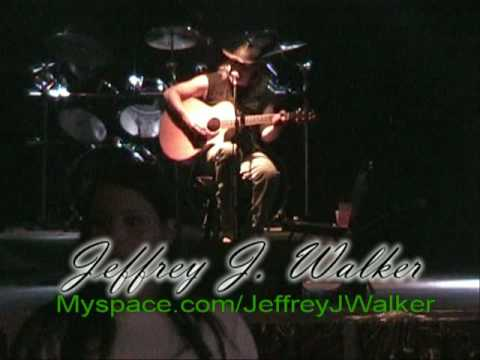 Jeffrey J. Walker LIVE!!! A Country Boy Can Survive by Hank Williams Jr.