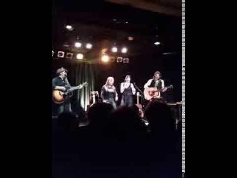 Andrée Watters , concert Country Rock Acoustique , Centre d'art de richmond p1