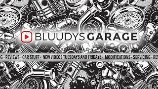 Bluudys Garage LIVE - Doing Stuff and Things!