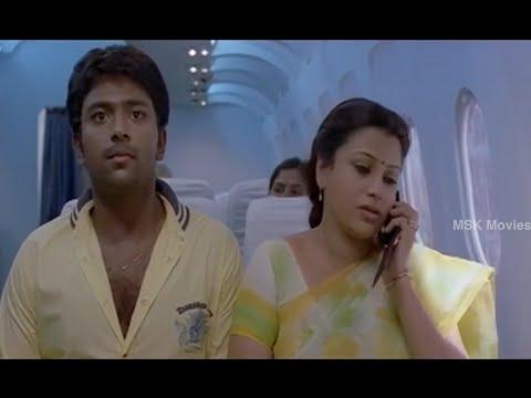 Shanthanoo Goes London For Operation - Kandean Latest Tamil Movie Scene