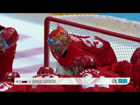Хоккей Россия -