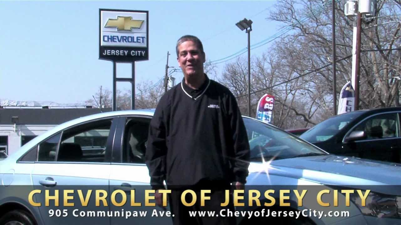 Chevrolet Of Jersey City Toll Free Tv Commercial Starring John J Grillo Youtube