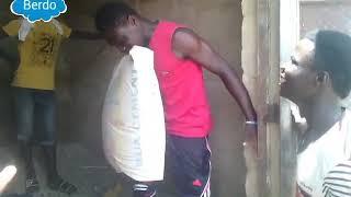Download Video Abun Mamaki !!! Gayu na Daukar Cement Da Hakori MP3 3GP MP4