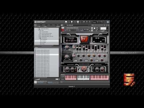 5KRO - HARDCORE BEATS - Hardcore Folder Demo