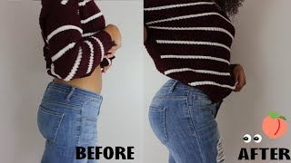 How to Get A Rounder Butt INSTANTLY! (Padded Underwear Review)