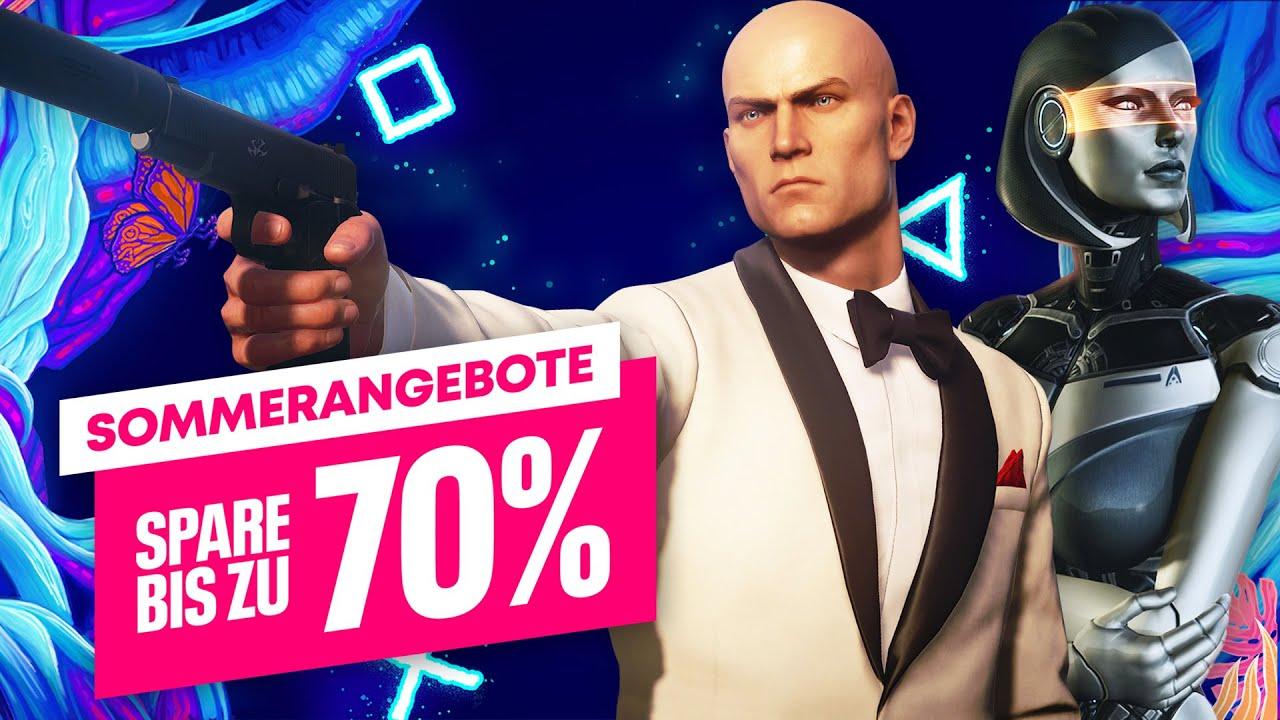 Die besten Angebote im PlayStation Summer Sale