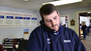 Professional Automotive Service Advisor Elliott French
