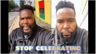 Download Dr Umar Johnson - Stop Celebrating Chauvin's Cnviction!