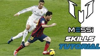 Messi Skills Tutorial