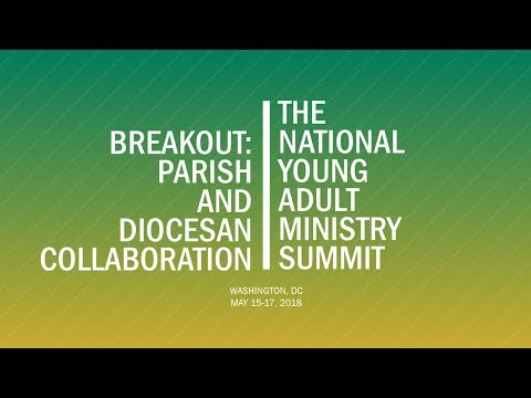 Breakout Session 2: Ministries of Collaboration